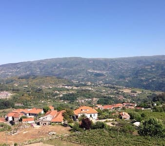 T3-Douro low-cost Baiaõ - Valadares - Appartement