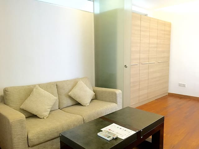 Cozy Apt Close to the City - Singapur - Departamento