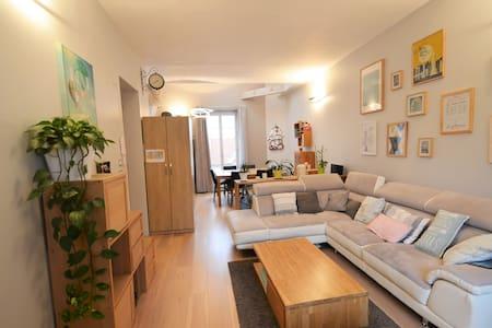 2 chambres LOFT Fête des lumières - duplex 100m² - Lione - Loft