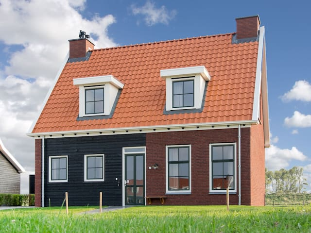 5-room villa Ganuenta in Colijnsplaat