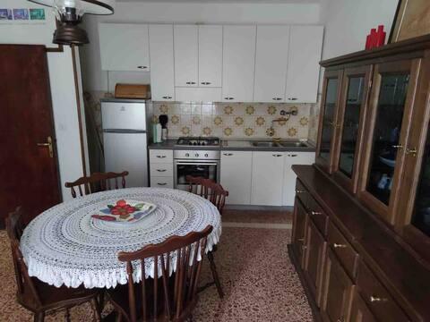 Three-room apartment Doccione
