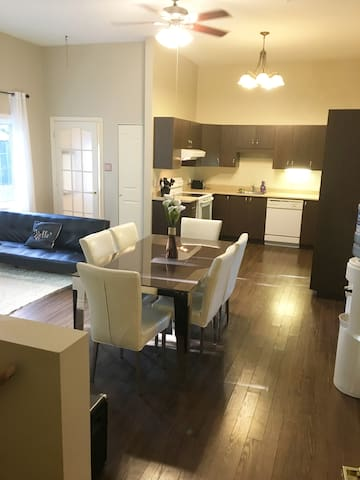 Home away from home. Spacious 2 bedroom retreat.