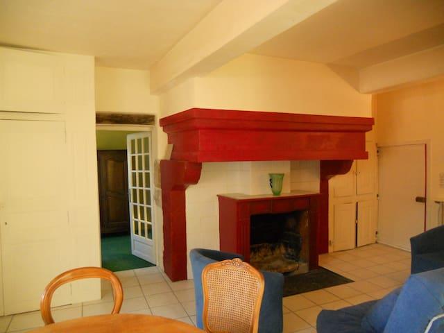 Un bel appartement dans un village historique - Pont-en-Royans - Apartment