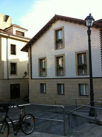Duplex de lujo Cimadevilla - Gijón - House