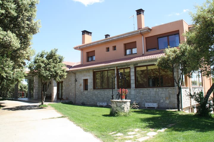 Acogedora Casa Rural LA DEHESA - Cogollos - House