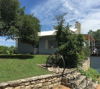 Guest House Near Fredericksburg, TX - Johnson City - Hus