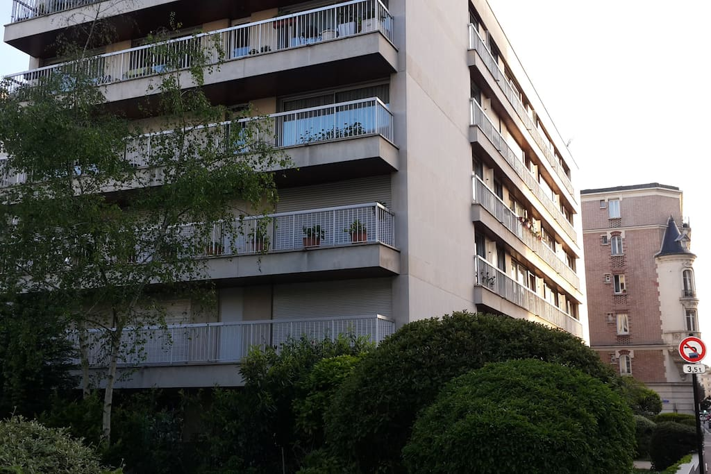 Studio pr s de paris apartments for rent in charenton le for Charenton le pont piscine