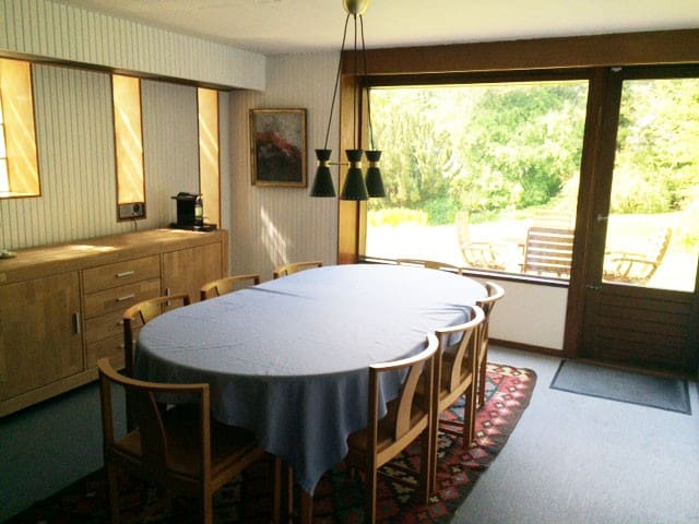 Spacious 2 room appt with terrace