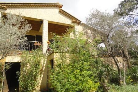 Maison au coeur de la Garrigue - Saint-Michel-d'Euzet