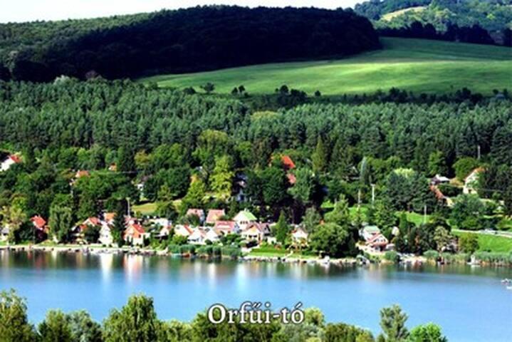 Orfűn Panoráma Terasz Vendégház Kiadó
