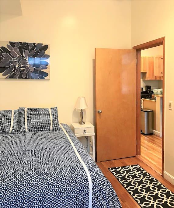 Front Bedroom/View 2