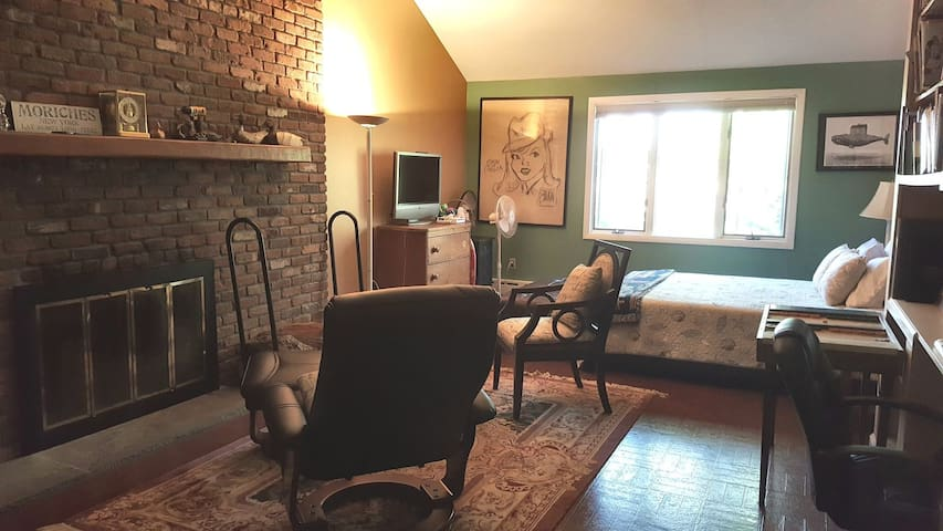 Huge Suite near Beach, Hamptons, Vineyards