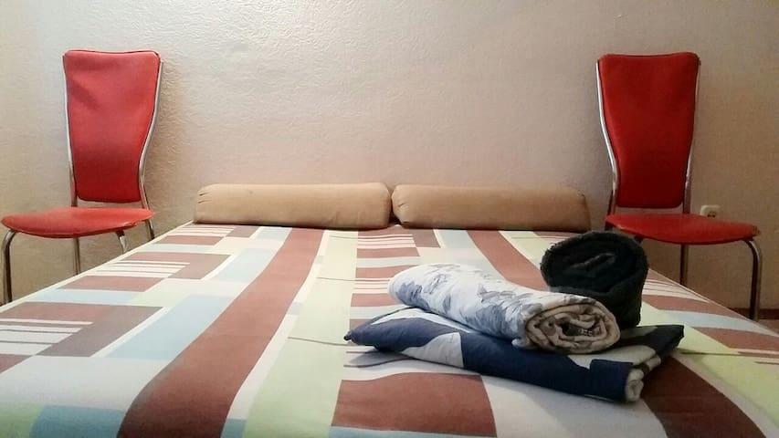Уютная шикарная 2 ком.ная квартира - Актобе - Apartment