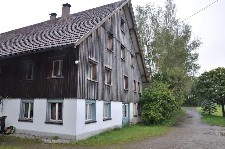 Bauernhof im Allgäu