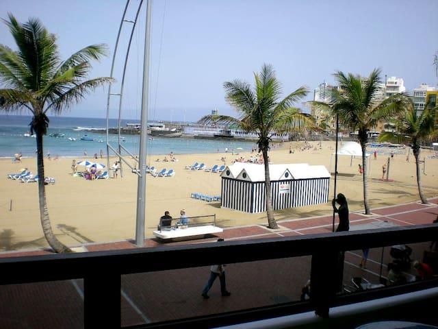 APARTAMENTO  PLAYA DE LAS  CANTERAS - Las Palmas de Gran Canaria - Apartamento