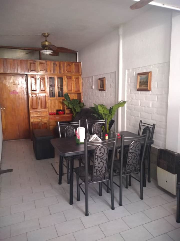 Comfortable private apartment for rent.