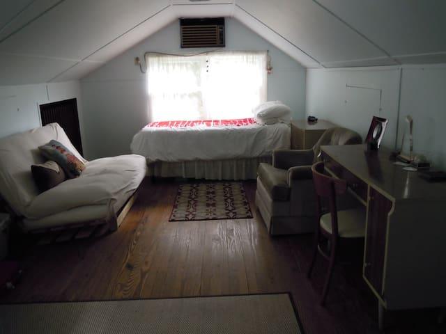 Skyview room in quiet Elkins Park - Elkins Park - House