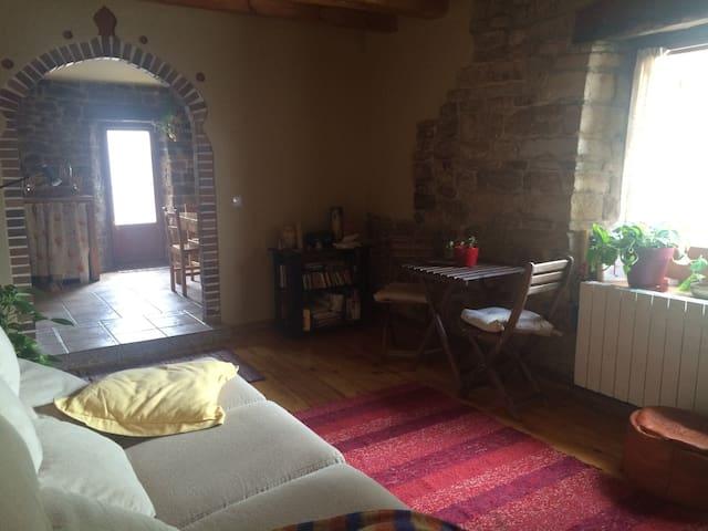 Preciosa casa de pueblo en Guesálaz - Arguiñano - Casa