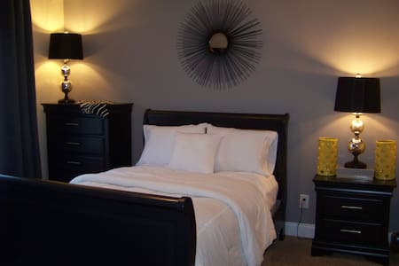 Modern space perfect for your Nashville getaway - La Vergne - Maison