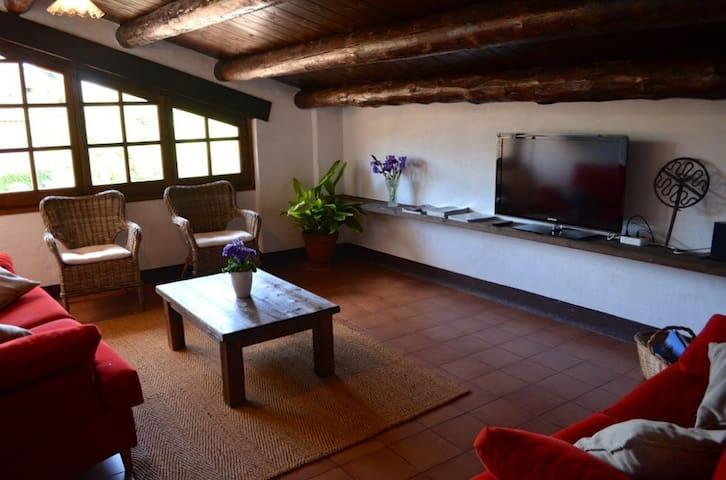 Casa Rural Pallars - Casa Parramon - Peramea - Hus