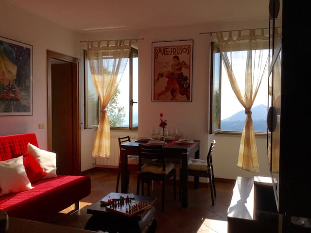 Cozy seaview apartment - Lavagna - Apartmen