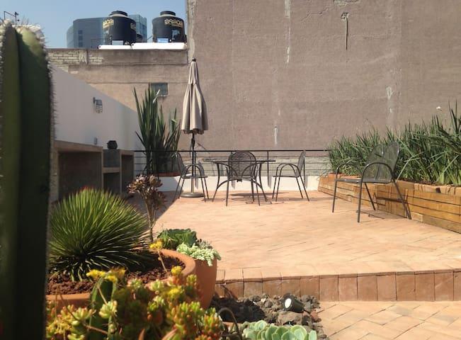 PH11. Great Penthouse, best area! - Juárez - Apartamento