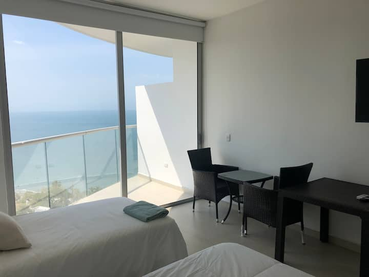 Amazing ApartaSuite, espectacular view 2!!!