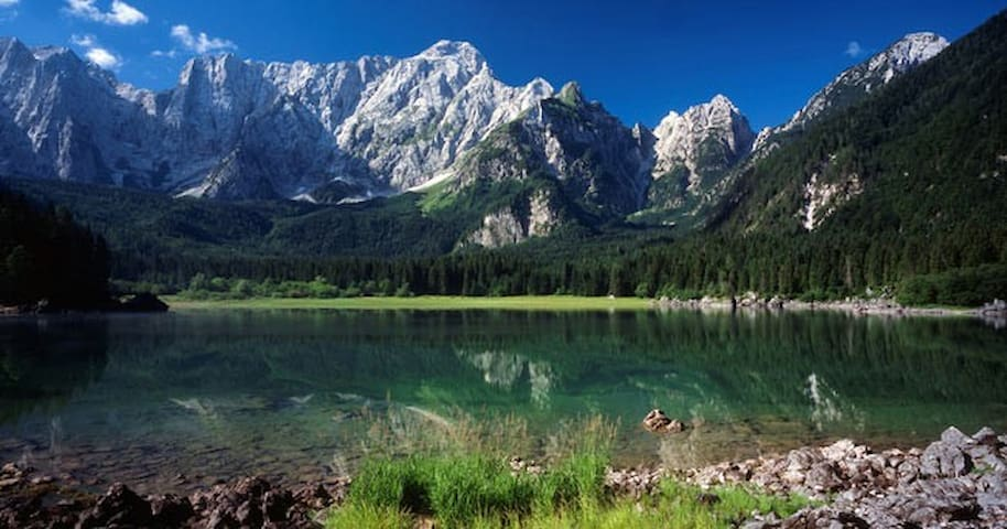 Appartamento sulle Alpi Giulie - Tarvisio - Leilighet
