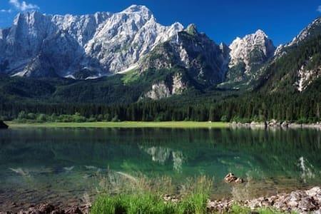 Appartamento sulle Alpi Giulie - Tarvisio