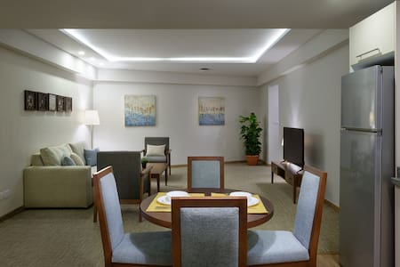 Lemon Spaces Calming 2BR At The Heart Of Zamalek