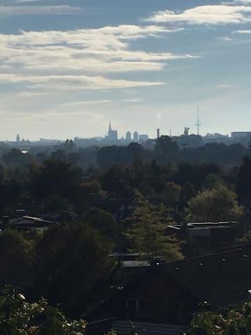 Über den Dächern von MS nähe UKM - Münster - Apartemen