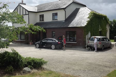 Tudor Lodge B&B - carlow - Pousada