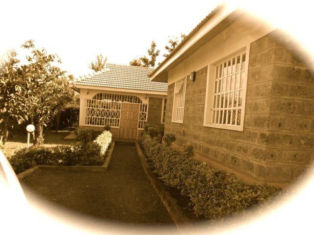 Cozy 3Bd Ensuite in Ngong, Nairobi - Nairobi, Ngong - Huis