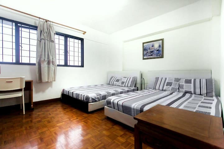 City Centre Large Room Outram Park, Chinatown