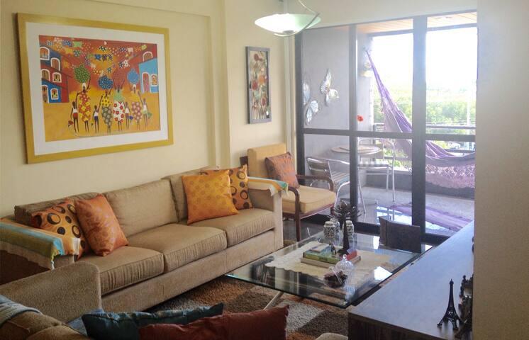 Ótima localização- confortável - Manaus - Lägenhet