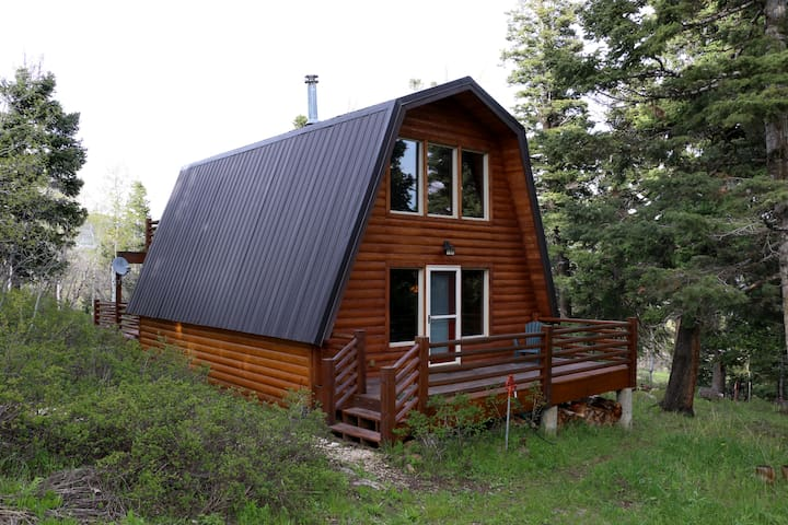 Cozy Cabin/Park City/Wooded Mtn. - Coalville - Cabane