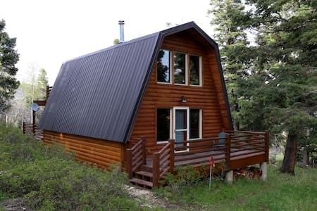 Cozy Cabin/Park City/Wooded Mtn. - Coalville - Blockhütte