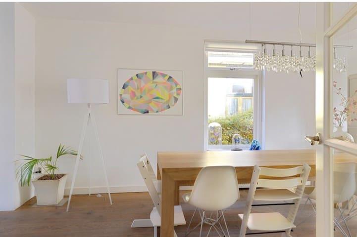 Nice family house in Breda