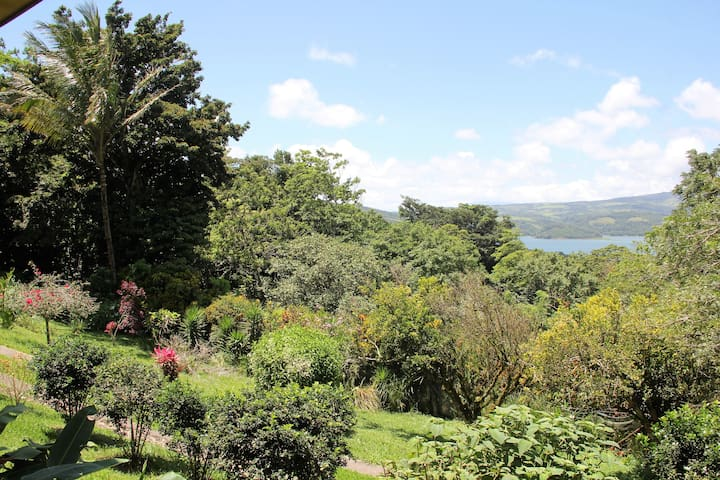 Guanacaste Room at gorgeous estate.