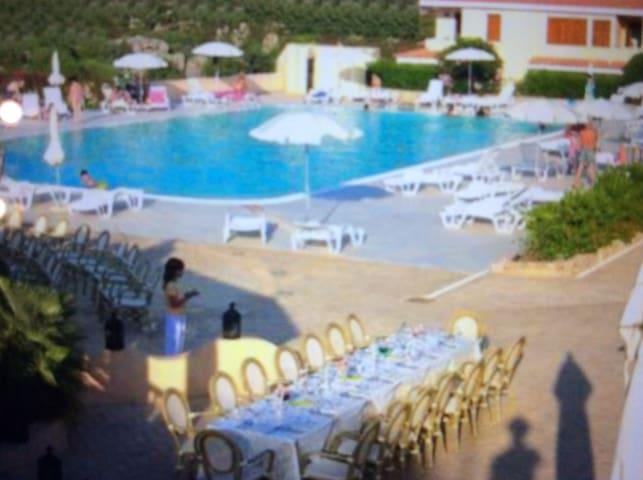 Appartamento con servizio albergo - Osseddu