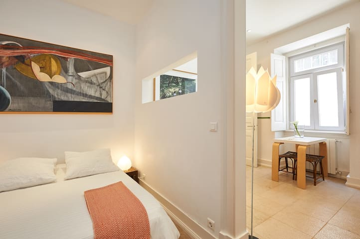 Apartamento.44m2. Small patio. Boutique guesthouse - Cascais - Villa