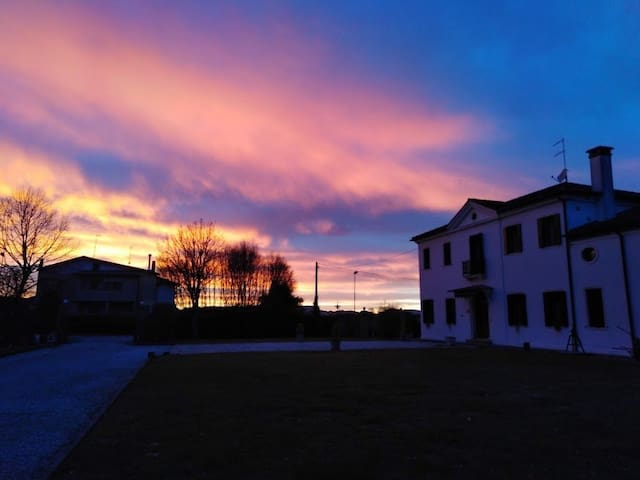 Agriturismo Villa Greggio BNB