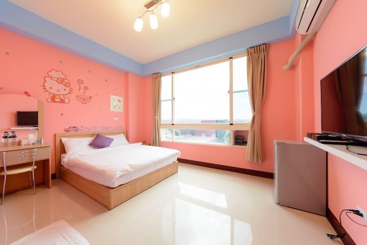 墾丁貝殼小棧-301精緻雙人房 - Hengchun - Casa