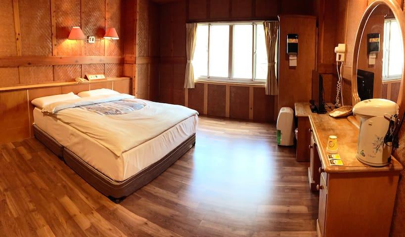 奮起湖大飯店豪華2人房