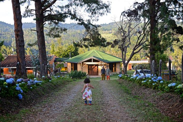 Un lugar para estar en comunión con la naturaleza