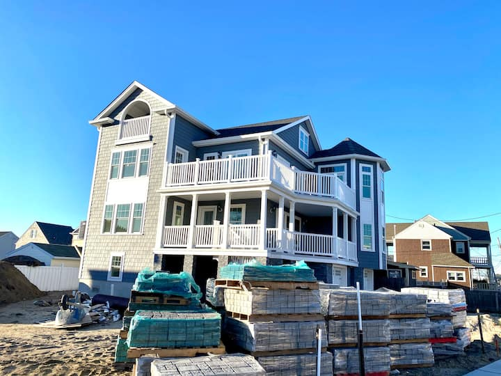 Point Pleasant Beach Front 5br 5Bath-New Build