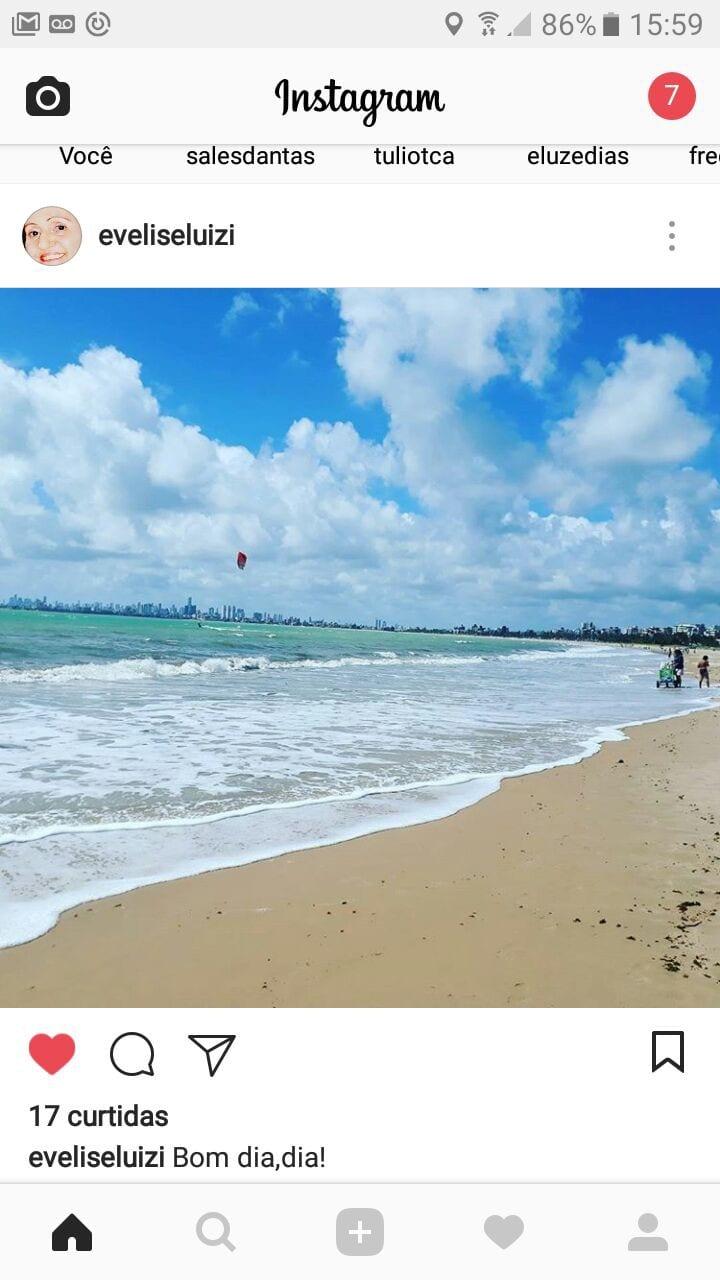 Ap  Intermares  venha passar dias na praia