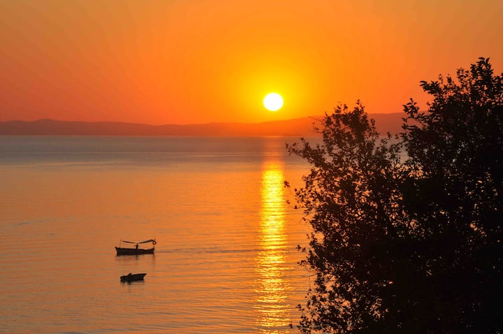 Marmara Adası'nda özel bir tatil