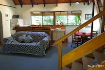Bushy retreat Mossypoint (dog friendly) +Wifi