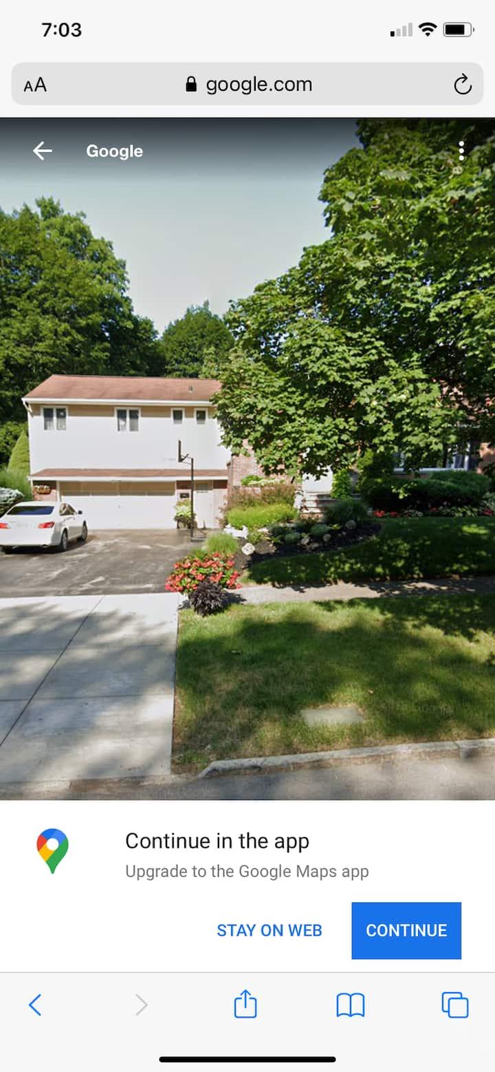 Beautiful home in highly desired neighborhood
